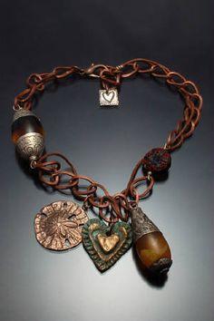 Sumptuous Bohemian necklace ~ <3