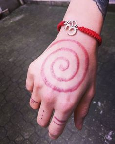 "25 Likes, 1 Comments - Bianka Roncz (@biankaroncz) on Instagram: ""#mylove #skinremoval #scarification #trigunabodyart  #zagyvai"""