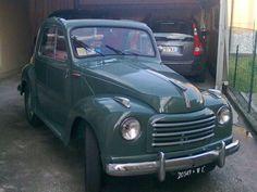1950 #Fiat Topolino 500C for sale - € 10.000