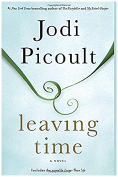 BEACH READ: As usual, Jodi Picoult likes to write books about current topics. And in the past several years, the treatment of animals has become a hot one. In this book, she tells the story of the majestic elephants. She demonstrates how they feel grief in an almost human-like way.