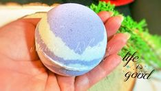 Lavender Bath Bomb  SWEETDREAMS bath fizzy  by NaturesWhimsey1