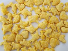 Cooking With Toddlers: Cheese Crackers :: Annie Get Your Glue Gun
