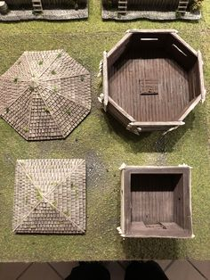 Game Terrain, Wargaming Terrain, Map Design, Forts, Bushcraft, Wild West, Colonial, Indian, French