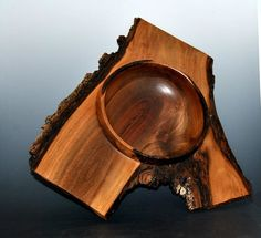Items similar to Walnut wing bowl on Etsy