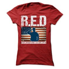 t-shirt RED FRIDAY T SHIRT