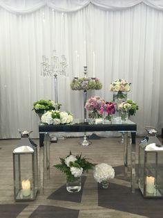 #chesterhotel #weddingshow Glass Vase, Wedding Flowers, Home Decor, Homemade Home Decor, Interior Design, Home Interiors, Decoration Home, Home Decoration, Home Improvement