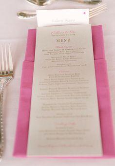 Wedding Menu Card / Reception Stationery by papercakedesigns Wedding Menu Cards, Wedding Day, Custom Design, Reception, Stationery, Table Decorations, Personalized Items, Handmade Gifts, Prints
