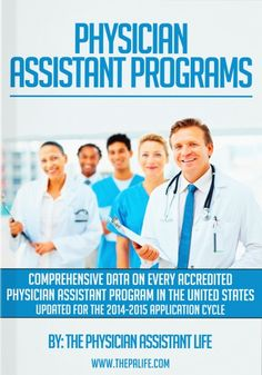 FREE DOWNLOAD! The Physician Assistant School and Program Directory eBook | The Physician Assistant Life
