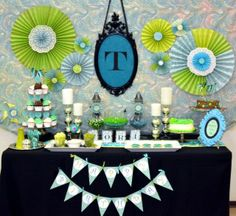 "Photo 1 of 20: Polka Dots & Pin Wheels / Birthday ""Tori's 15th Birthday"" | Catch My Party"