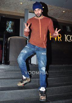 Super cool desi munda Ranbir Kapoor... via Voompla.com