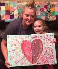 65 Best Painting Party Mommy Or Daddy And Me Images Art For