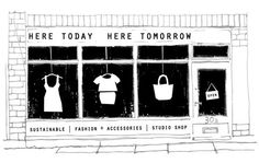 Here Today Here Tomorrow, 30a Balls Pond Road , Dalston , N1 4AU , LONDON