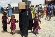 Yihadistas secuestran y venden cristianas como esclavas en Irak