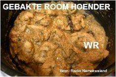 VLEIS - HOENDER Chicken Fillet Recipes, Banana Bread, Baking, Desserts, Food, Tailgate Desserts, Deserts, Bakken, Essen
