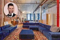 Update: Adam Levine And Behati Prinsloo Sell Lower Manhattan Loft   - ELLEDecor.com