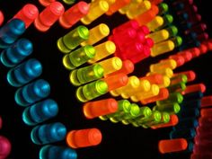 Lite Brite! Who remembers back in the day when these were cool??