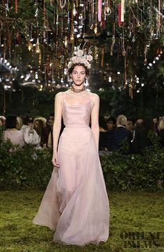 Christian Dior Official pictures, S/S 2017 - Couture