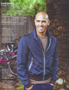 Kelly Slater is featured in The Telegraph Men's Style  which, includes the cover and six pages inside. Make sure to check it out and read th...