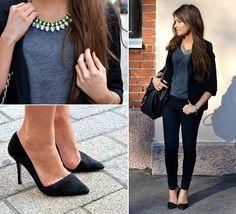 Mariannan pointy shoe
