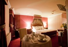 Bed Room at The Abbey Hotel Donegal Town