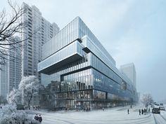 Shenyang COHL Parcel K | Aedas | Architecture | Mixed-use | Shenyang, PRC
