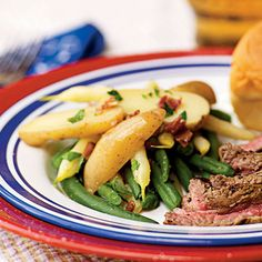 Marinated Green Bean and Potato Salad by Cooking Light
