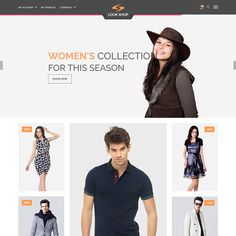 LookShop – Bootstrap HTML5 eCommerce Template is a clean and elegant design – suitable for selling clothing, flower, cookery, accessories, fashion, high fashion, men fashion, women fashion, accessories, digital, kids, watches, jewelry, shoes, kids, furniture, sports….. It has a fully responsive width adjusts automatically to any screen size or resolution. More Details: https://devitems.com/item/lookshop-bootstrap-html5-ecommerce-template/