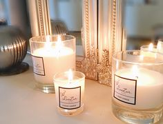 Pomegranate Noir - luxury handmade candles Soy Vegetable Wax - Home gift - Jo Malone Inspired