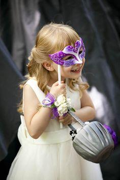 Magical Masquerade Wedding at The Ravel Hotel, Long Island City, NY