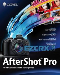 Corel AfterShot Pro 3.1.0.181 Crack is complete and faster photo editing software release with a lot of new and useful features.