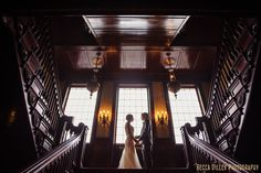 Semple Mansion wedding by Becca Dilley Photography