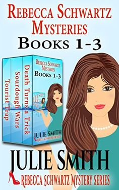 Books 4 and 5 in Edgar-winner Julie Smith's series featuring funny, lively lawyer Rebecca Schwartz (plus a bonus short story)—at a very nice price! Mystery Series, Mystery Thriller, Mystery Books, Series 4, Best Mysteries, Cozy Mysteries, Janet Evanovich, Thriller Books, Free Kindle Books