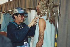 NYFW Men's: Backstage at Gypsy Sport Fall 2016 - -Wmag