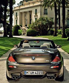 BMW Convertible My dream car! Maserati, Bugatti, Ferrari, Dream Cars, My Dream Car, Bmw M6 Convertible, E90 Bmw, Bmw M Series, Luxe Life
