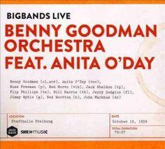 Benny Goodman | Benny Goodman | Pinterest