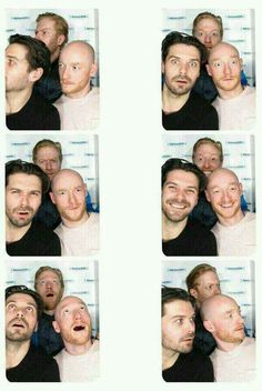 Biffy Clyro. They are adorable.
