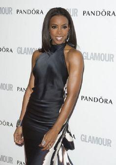 Kelly Rowland 2012 Glamour Awards