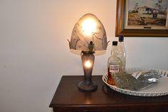 Art Deco Mushroom lamp  Vianne  France