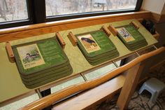 Fichas de fauna. Mamiferos. aves, reptiles, etc,  Dorothy Pecaut Nature Center - Varrobook flipbook