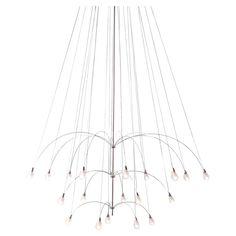 Lovella Light Sputnik Chandelier