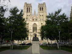 Bruxelles, Notre Dame http://www.viaggiaescopri.it/bruxelles-vedere-in-giorni-belgio/