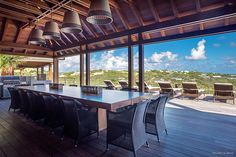 Villa Joy, luxury villa in St Barts for a unique vacation. 6 bedrooms, from 30,000$ to 130,000$/week  www.homeinstbarts.com