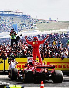 Kimi Raikkonen - Austin Texas -Grand Prix USA 2018 Ferrari Scuderia, Ferrari F1, Nike Wallpaper Iphone, Formula 1 Car, F1 Season, Michael Schumacher, F1 Drivers, F1 Racing, Vintage Racing