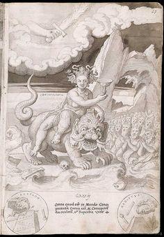 De Aetatibus Mundi Imagines -  Francisco de Holanda (1545-1573) a by peacay, via Flickr
