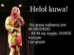 Wtf Funny, Best Memes, Texts, Jokes, Lol, Tattoos, Haha, Polish Sayings, Poster
