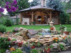 Creative Landscape plans you might try for your backyard Simple Landscape Design, Contemporary Garden Design, Creative Landscape, Landscape Designs, Home And Garden Store, Home Landscaping, Landscaping Design, Landscape Plans, House Landscape