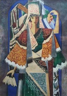 Natalia-Goncharova-Untitled-Gouache-on-paper