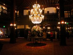 old hotel lobby - Google Search