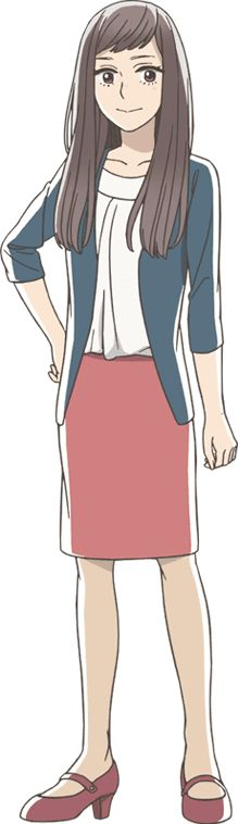 Oishi Rinko (Udon no Kuni no Kiniro Kemari)