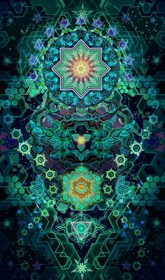 Alex Tooth - Psychedelic Art